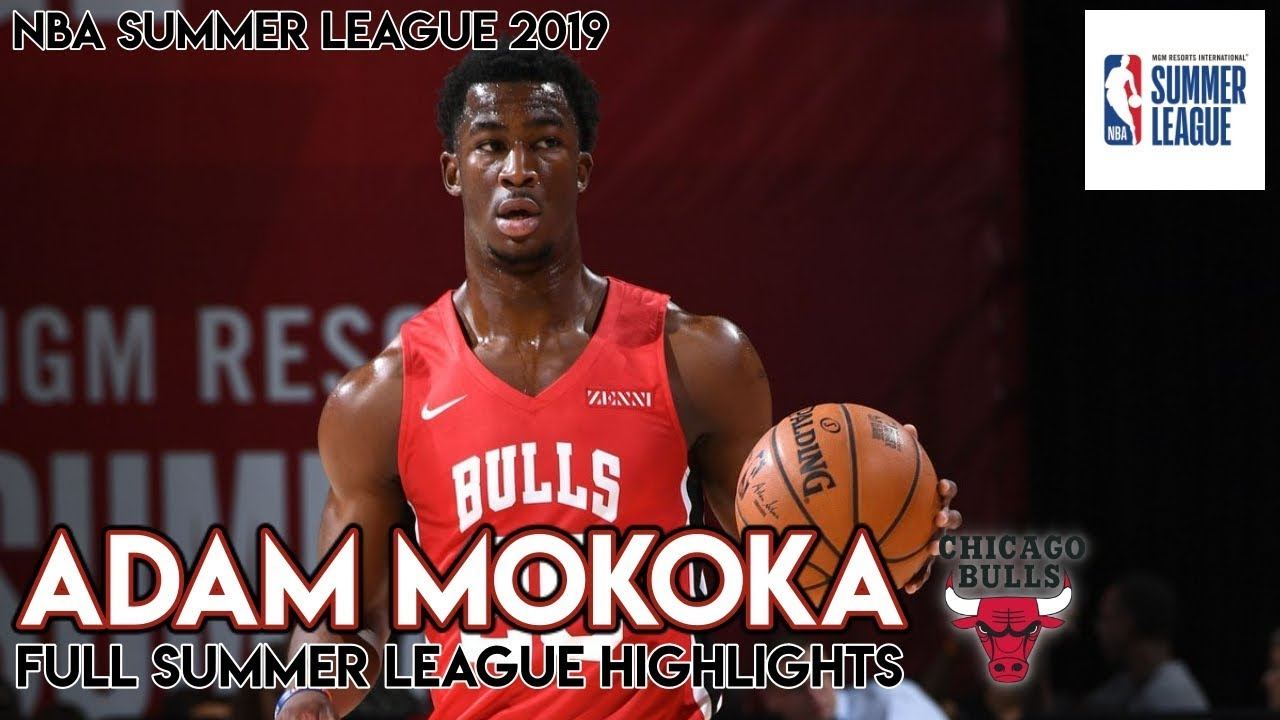 Adam Mokoka satisfait de son expérience en Summer League