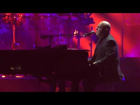 Billy Joel - Scenes From An Italian Restaurant 3/28/18 Madison Square Garden Amazing View!!!