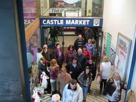 Castle Market Sheffield #1