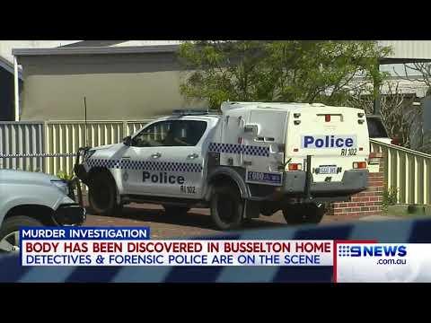 Busselton Death   9 News Perth