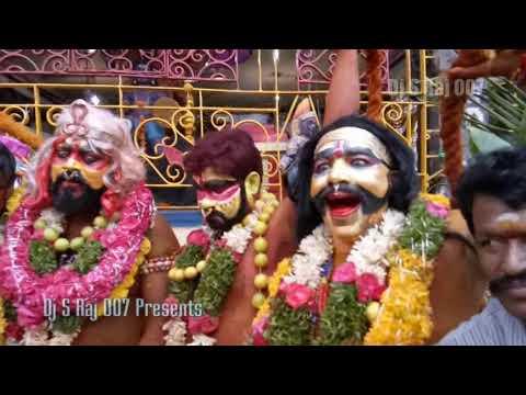 Ujjaini Mahankali Bonal 2017 !! Devaraj Putta Potharaj !! Sec,Bad. Dj S Raj 007