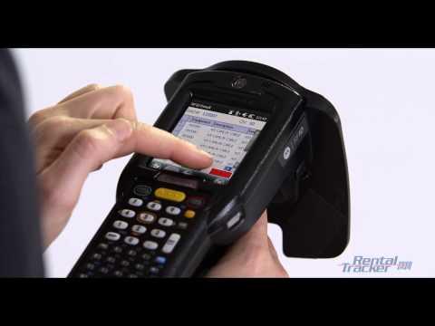Rental Tracker RFID Solution