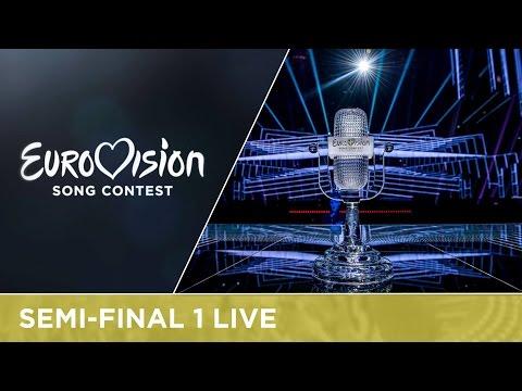 Eurovision Song Contest 2016 - Semi-Final 1