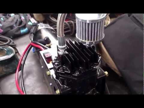 oasis compressor youtube