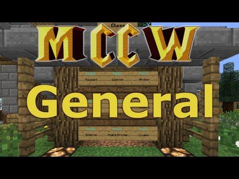 MCCW Classes - General
