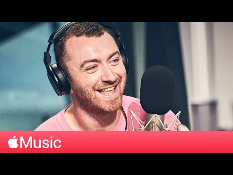 "Sam Smith: ""Dancing with a Stranger""   Beats 1  Apple"