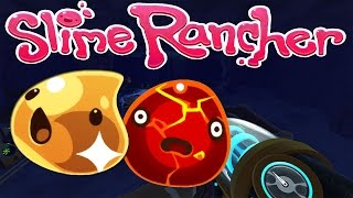 CAN YOU FUSE SLIMES WITH GOLD PLORTS? | Slime Rancher [5]