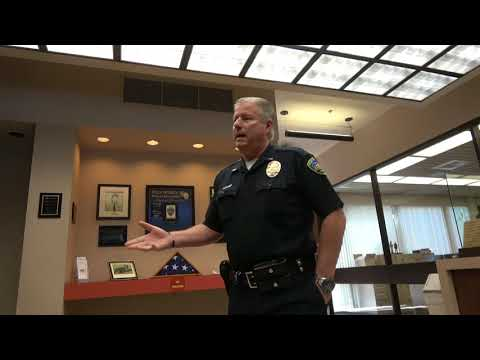 PALM SPRINGS POLICE DEPARTMENT COMPLAINT MADE