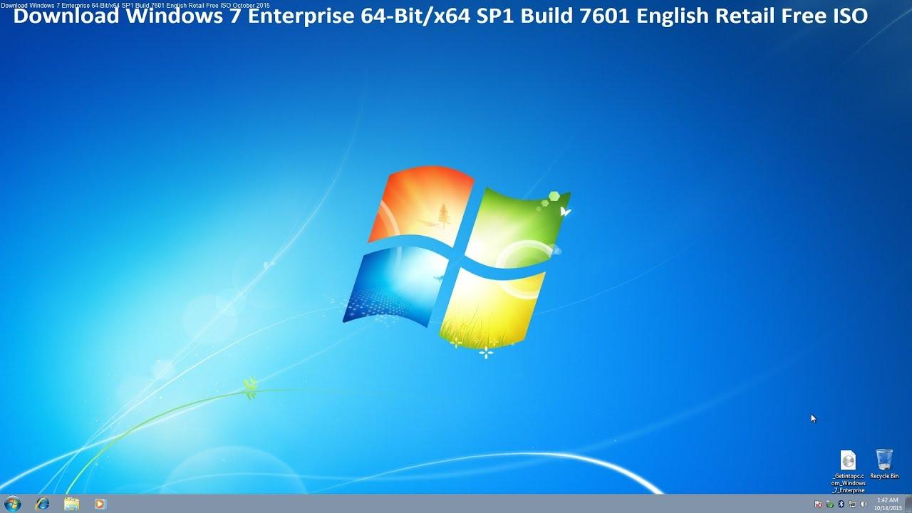 Windows 7 enterprise sp1 x64 rus v. 01. 10. 18 by aspro » скачать.