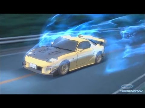 initial D MAD The Top