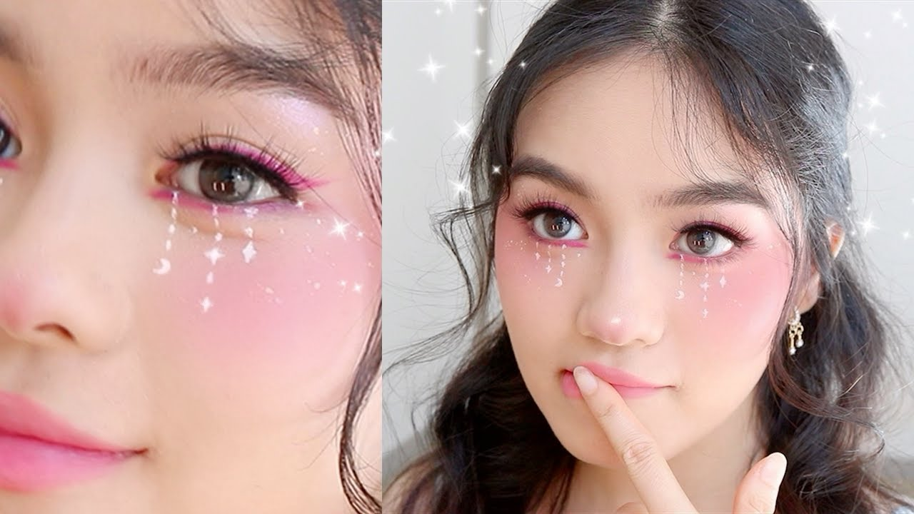 STARRY EYED MAKEUP (ノ´ヮ`)ノ*: ・゚ Jessica Vu