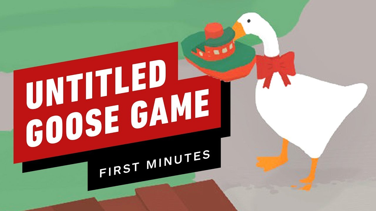 foto de The First 11 Minutes of Untitled Goose Game - Gameplay - YouTube