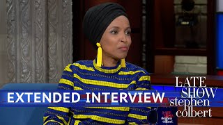 Baixar Full Extended Interview With Rep. Ilhan Omar