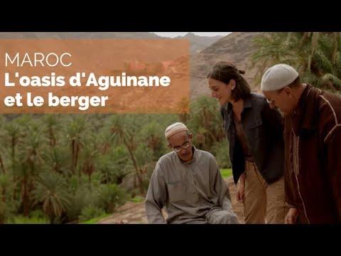 Maroc, sur la route des oasis - L'oasis d'Aguinane