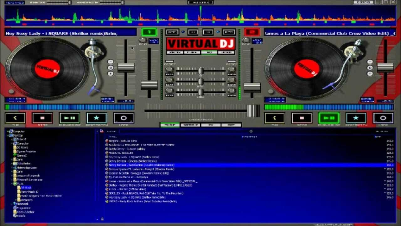 Download Virtual DJ Crack Here