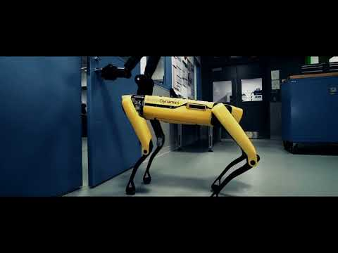 Boston Dynamics Metalhead
