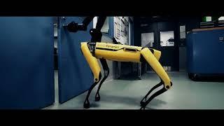 Boston Dynamics Metalhead (REAL! so creepy)