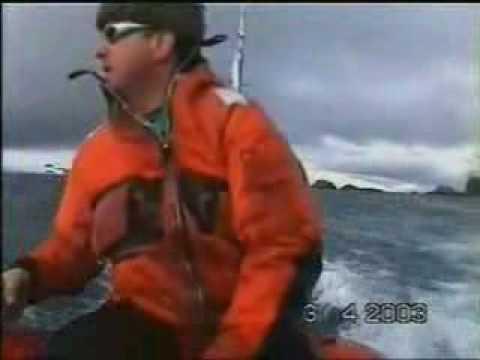 Cape Horn Antarctica Expedition 2002/2003