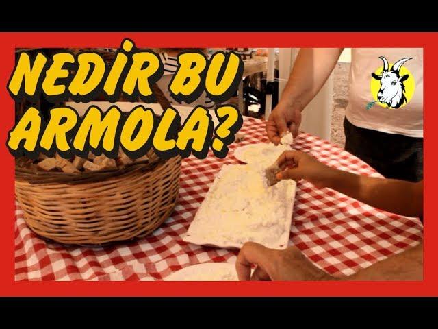 Ulamış Ata Ekmeği ve Armola Şenliği - Nedir bu armola?