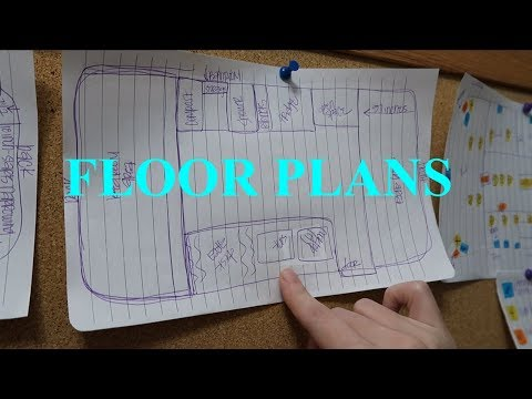 Living in an Airstream - Our Floorplans - Journal 14 - S2E45
