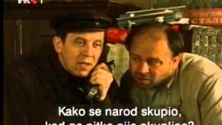ŽIVOT I NEOBIČNE DOGODOVŠTINE VOJNIKA IVANA ČONKINA, cijeli film, hrvatski titlovi