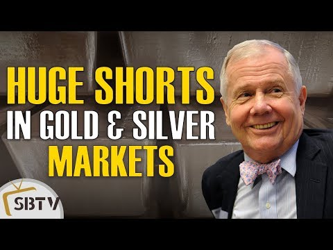 Jim Rogers - Gigantic Short Position in Gold & Silver Right Now