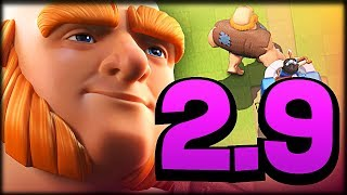 EL MAZO MAS RAPIDO DE GIGANTE , MI WIN CONDITION FAVORITA en Clash Royale - WithZack