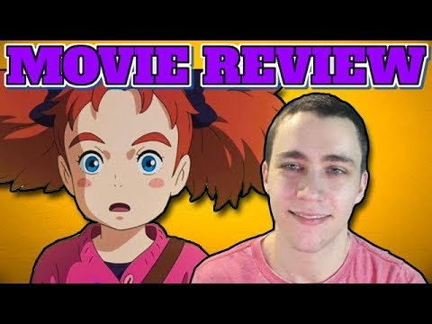 Mary and the Witch's Flower - Rambling Review