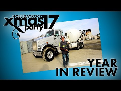 2017 Holliday Rock Christmas Party - A Year In Review