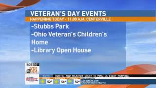 Veteran's Day Freebies and Events