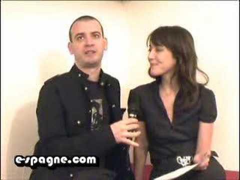 nena daconte entrevista en Paris