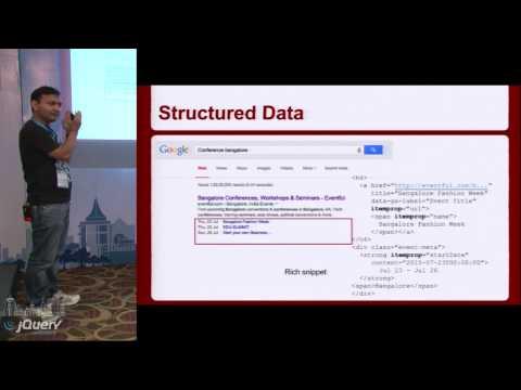 JSON LD Making every object matter in Semantic Web by Janardan Revuru @jQueryConf 2015