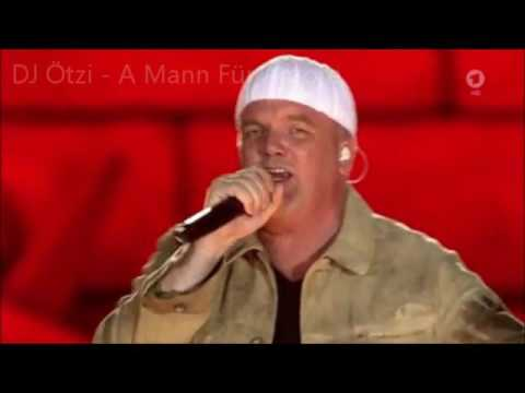 DJ Ötzi - A Mann Für Amore