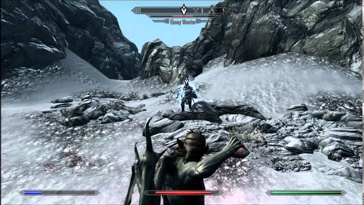 Skyrim: Vampire Lord & Werewolf Hybrid by Grimoires