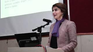 """Radyo Dergisi 1228 - Adıyaman Üniversitesinde """"Kadın ve Erkek Beyni"""" Konferansı"""