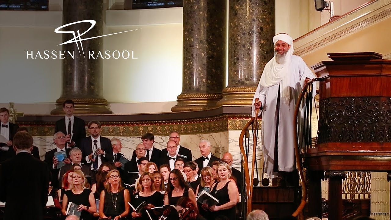 Hassen Rasool - The Royal Call to Prayer From London, England - Karl Jenkins - The Armed Man