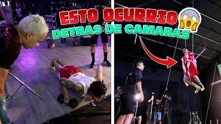 JD PANTOJA ELIMINÓ ESTA ESCENA DEL VIDEO 16•95   detrás de cámaras   Mau Mc Mahon