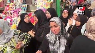 انهيار نهى العمروسي وشقيقة «وائل نور» بعد تشييع جثمانه