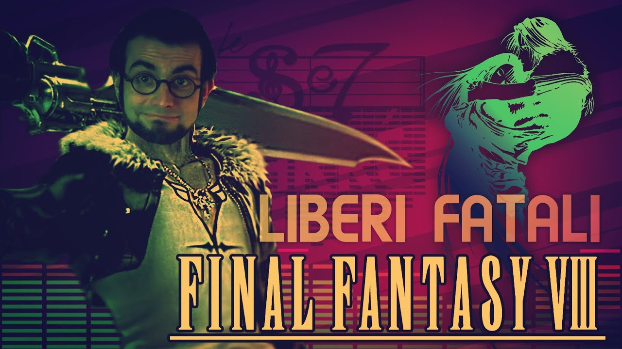 Le Set Barré - Liberi Fatali (Final Fantasy VIII)