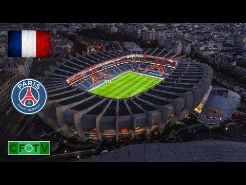 Parc des Princes - PSG Football Stadium