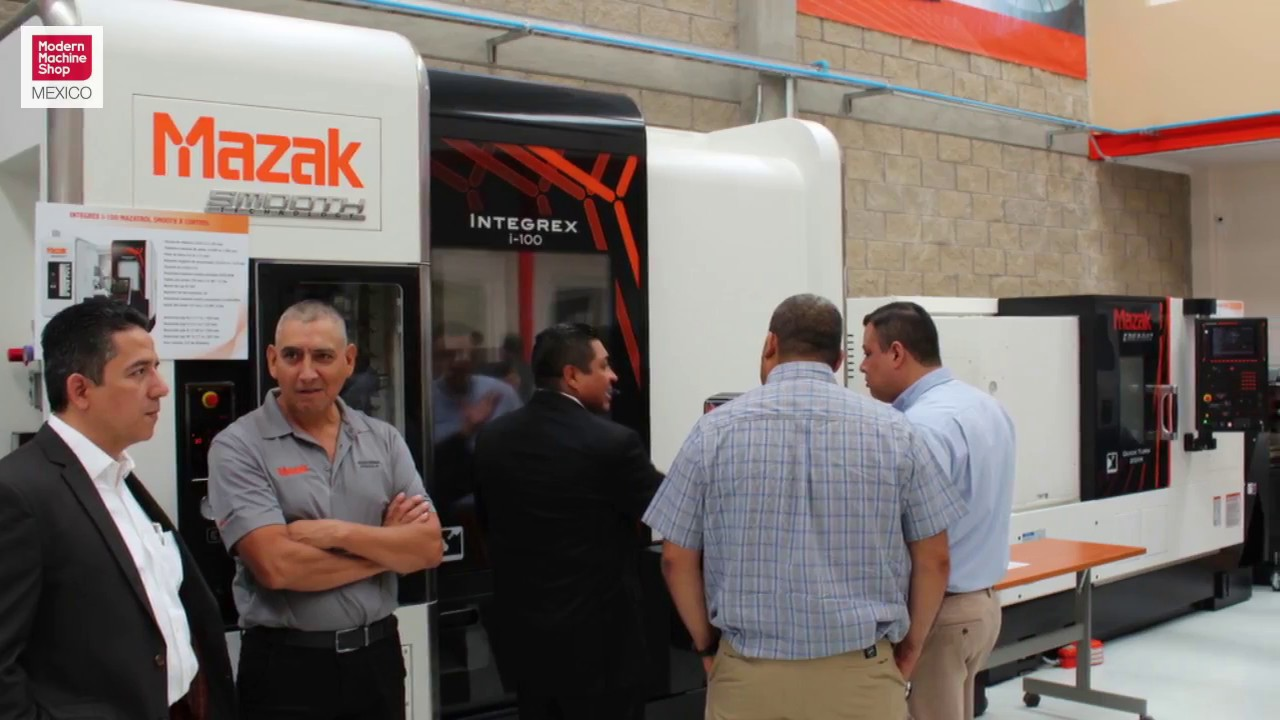 Dan Janka, President of Mazak Corporation