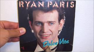 Ryan Paris - Dolce Vita (1983 7'')