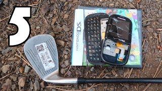 Bored Smashing WEEK - Cell Phone!