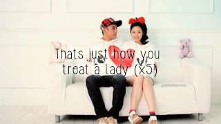Repeat youtube video Chivalry Is Dead- Trevor Wesley (Lyrics)