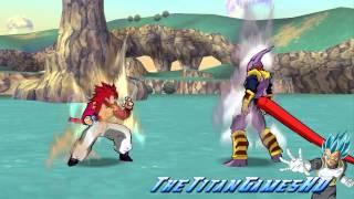 Dragon Ball Z Shin Budokai 2 - Gogeta Ssj4 + GT Mods - Descarga Por Mega