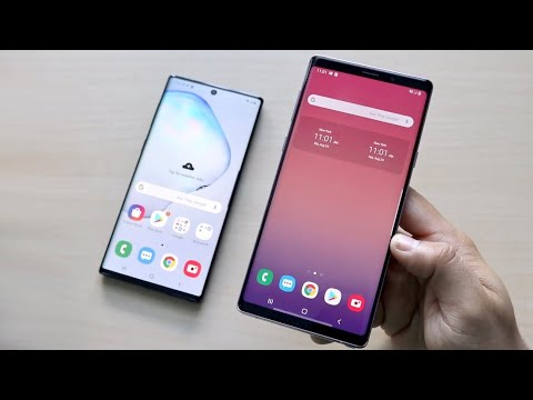 Samsung Galaxy Note 9 Is BETTER Than Galaxy Note 10