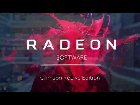 News It's Not Just You™: AMD's Crimson Drivers, Radeon ReLive Not Working At First [Possible Fix]