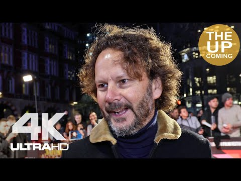 Ram Bergman on Knives Out, Agatha Christie at London Film Festival premiere interview