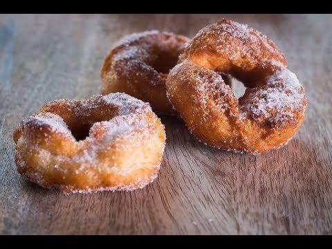 La mejor receta de rosquillas de anís fritas
