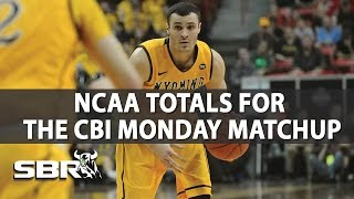 NCAA Basketball Picks | Totals For College Basketball Invitational Monday, March 27
